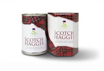 Traditional Tinned Scotch Haggis
