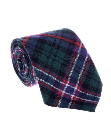 100% Wool Scottish National Tartan