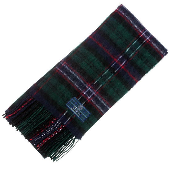 Clan Tartan Scarf - Scottish National