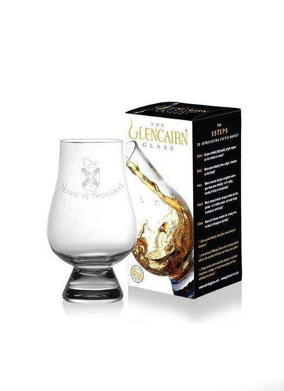 Glencairn Spirit of Scotland Whisky Glass Made in Scotland