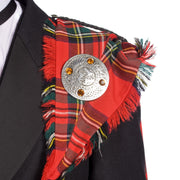 Fly Plaid Prince Charlie Hire Outfit