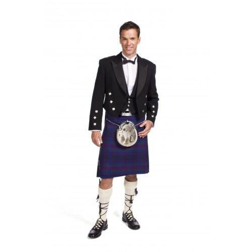 Standard Prince Charlie Hire Outfit