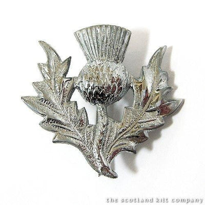 Thistle Glengarry Badge