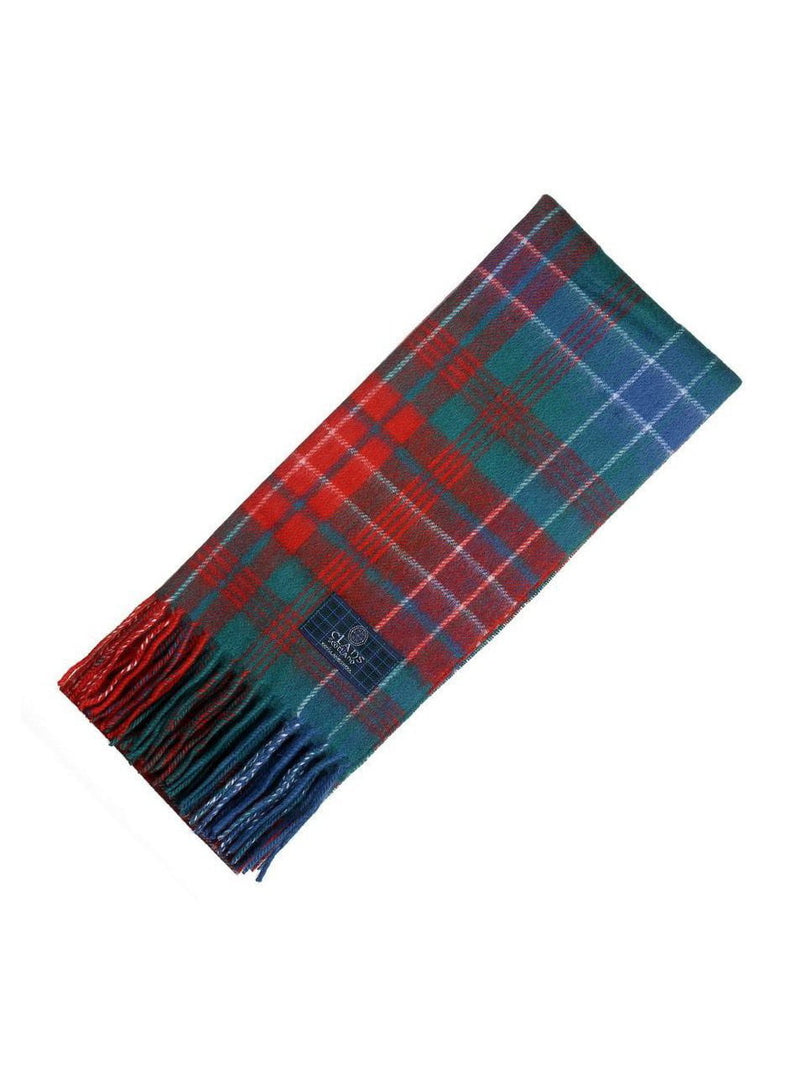 Clan Tartan Scarf - Wilson Ancient