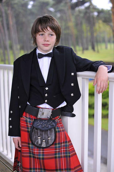 Childrens Prince Charlie Hire Outfit