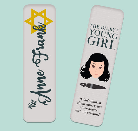 The Diary of a Young Girl by Anne Frank Bookmark