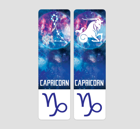 Capricorn Zodiac Bookmark