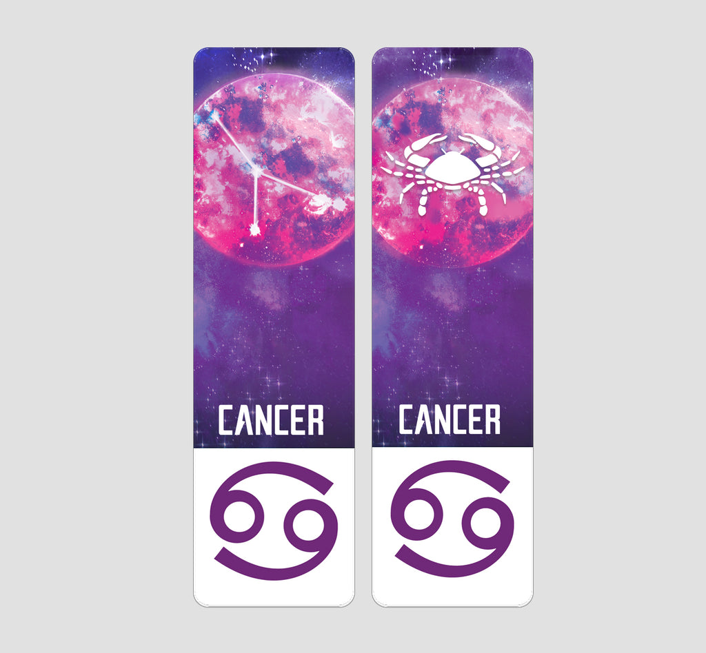 Cancer Zodiac Bookmark