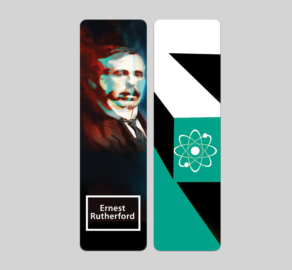 Ernest Rutherford  Bookmark