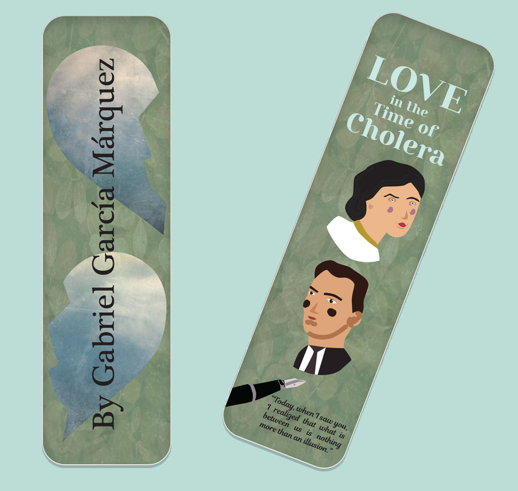 Love in the Time of Cholera by Gabriel García Márquez Bookmark