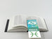 Pisces Zodiac Bookmark