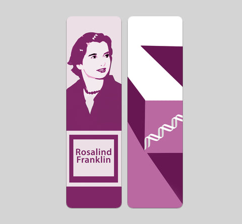Rosalind Franklin Bookmark