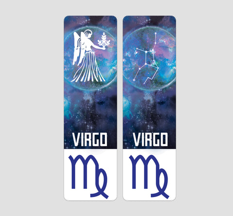Virgo Zodiac Bookmark