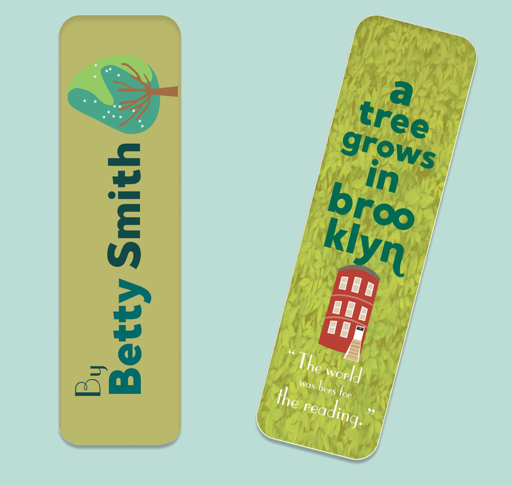 A Tree Grows in Brooklyn by Betty Smith Bookmark