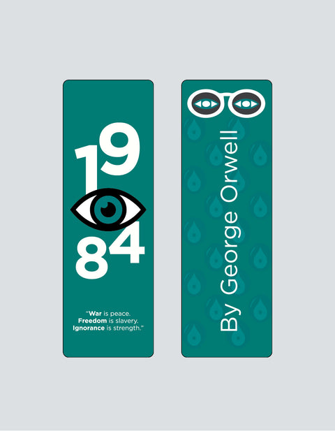 1984 by George Orwell Bookmark