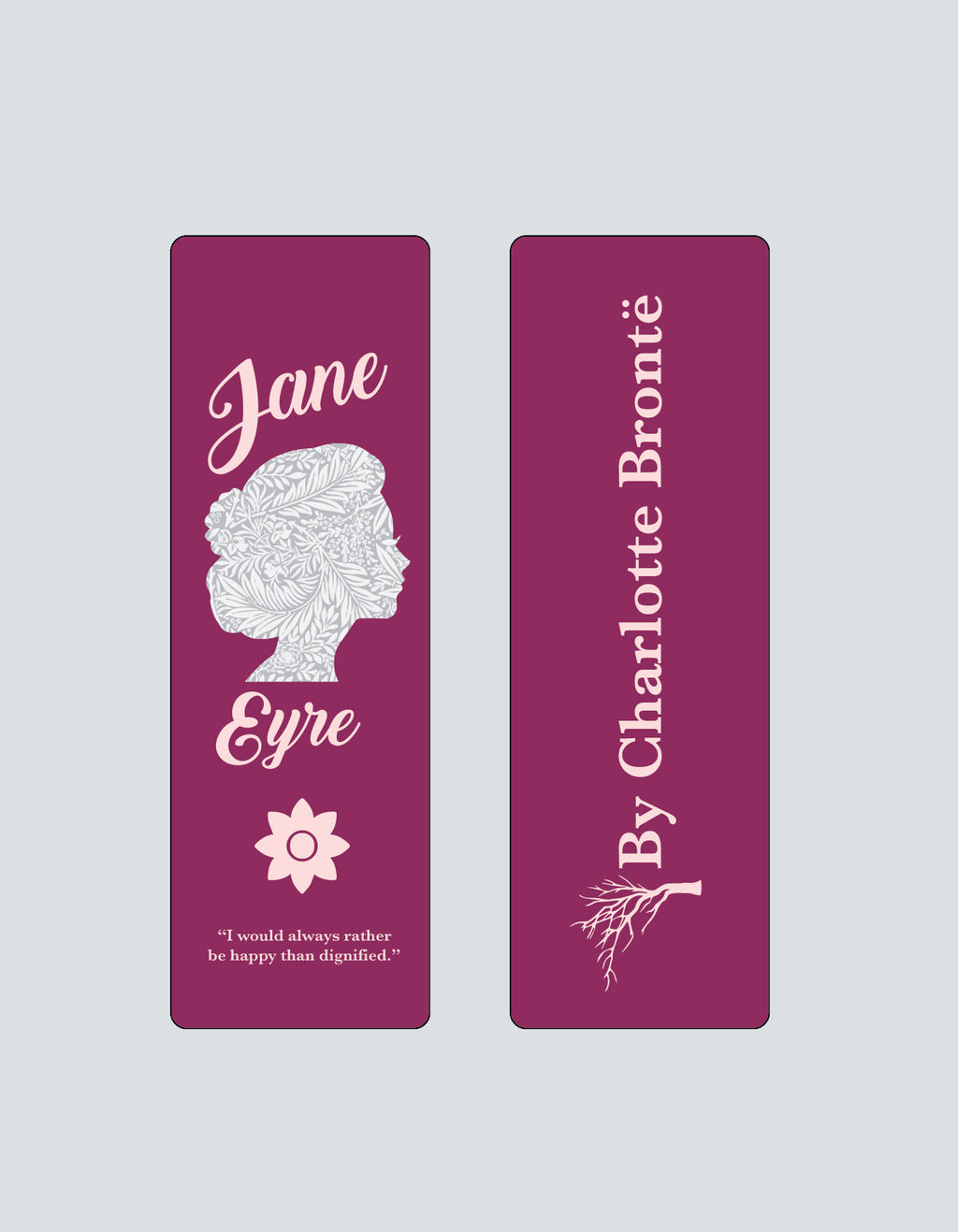 Jane Eyre by Charlotte Brontë Bookmark