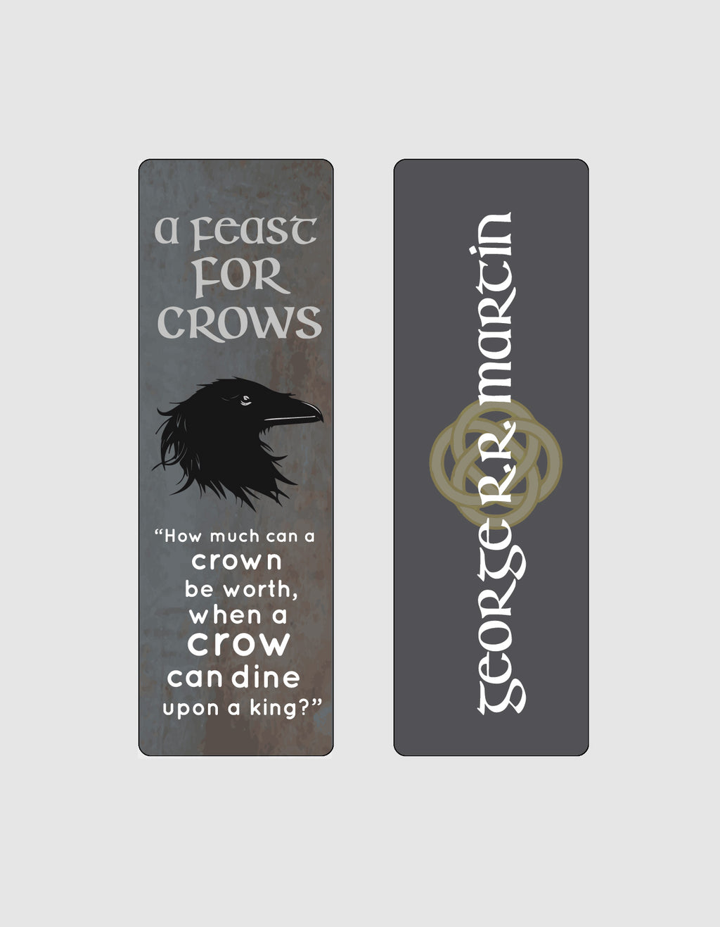 A Feast for Crows by George R. R. Martin Bookmark