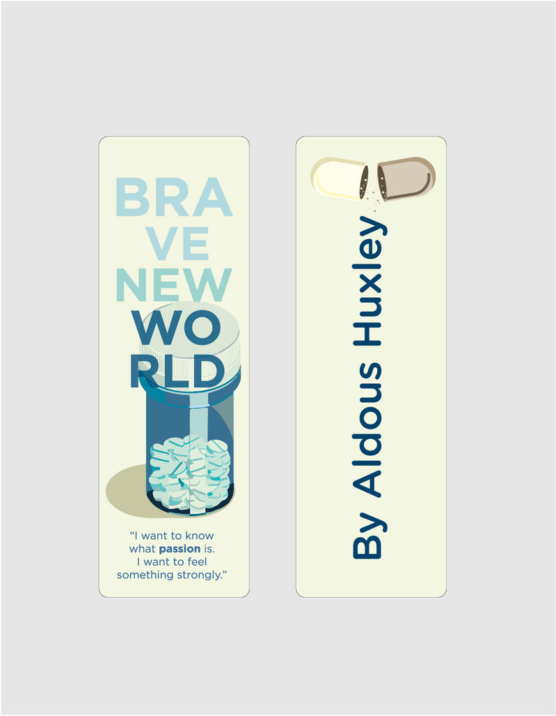 Brave New World by Aldous Huxley Bookmark