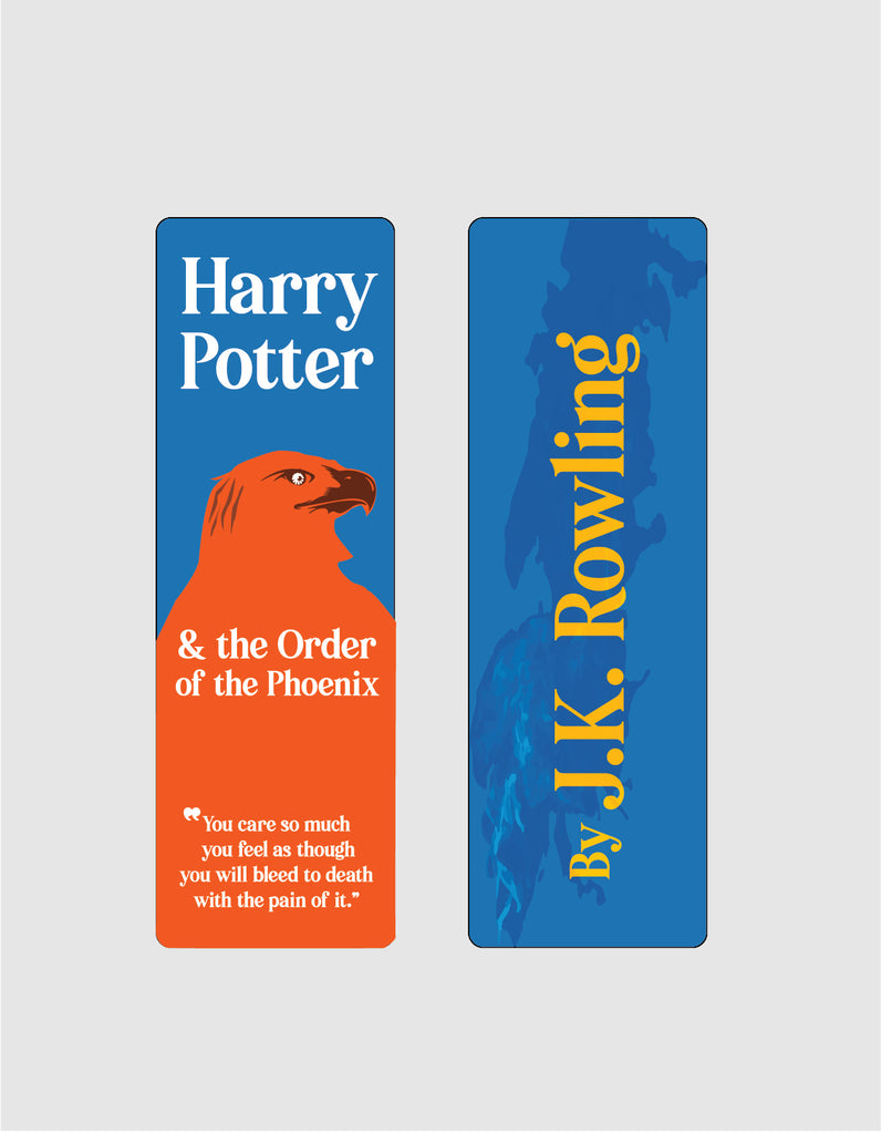 Harry Potter and the Order of the Phoenix by J.K. Rowling Bookmark