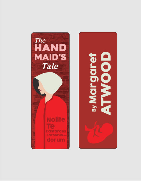 The Handmaid's Tale by Margaret Atwood Bookmark