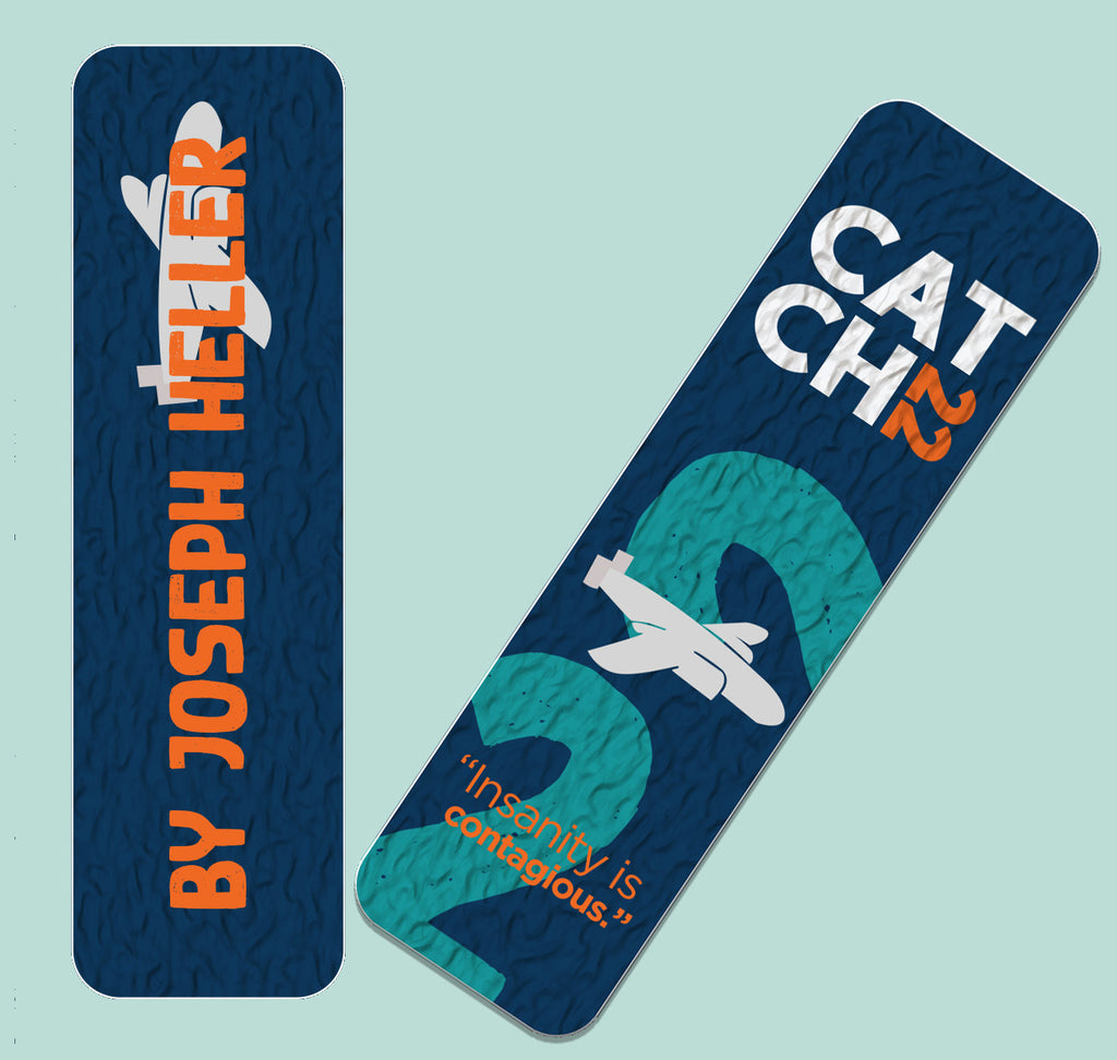 Catch-22 by Joseph Heller Bookmark