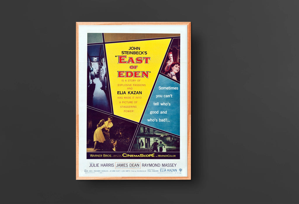 East of Eden Movie Poster (1955)