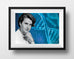 Rosalind Franklin Scientist Portrait Poster