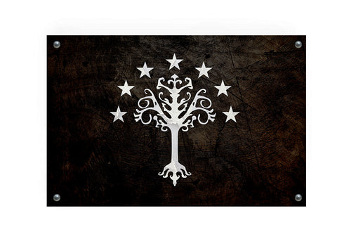 White Tree of Gondor (LOTR) Flag Wall Decor
