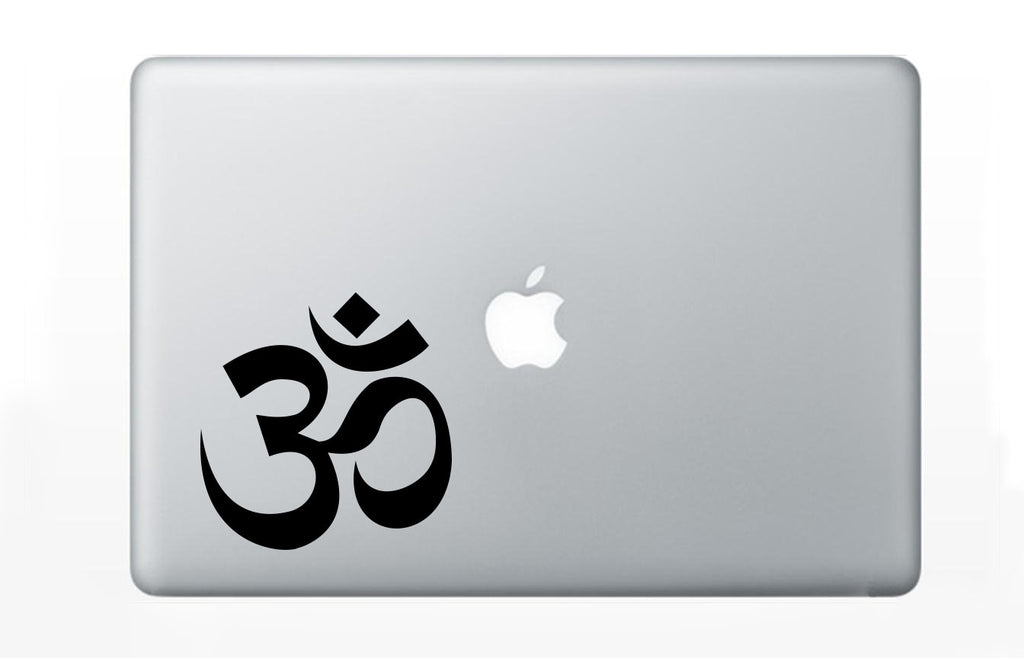 Om Meditation Sticker Decal Sticker