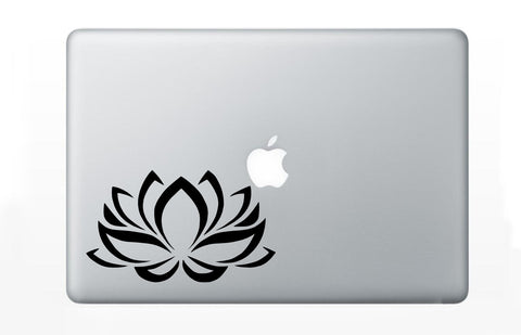 Lotus Flower Sticker Decal Sticker