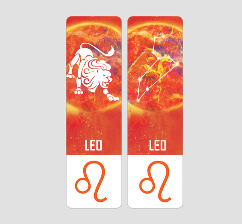 Leo Zodiac Bookmark