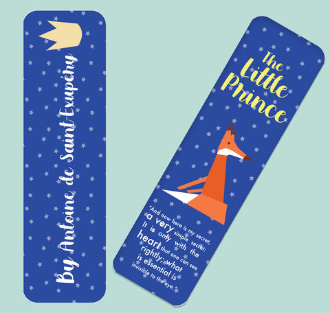 The Little Prince by Antoine de Saint-Exupéry Bookmark