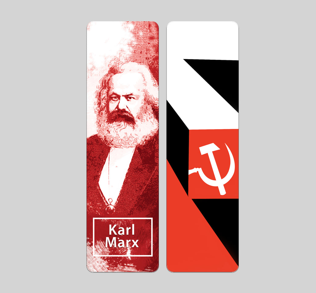 Karl Marx Bookmark
