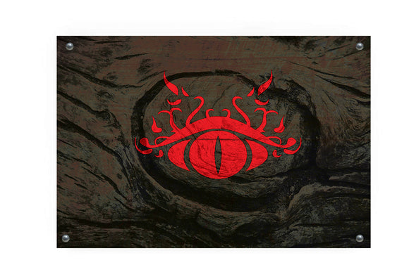 Mordor (LOTR) Flag Wall Decor