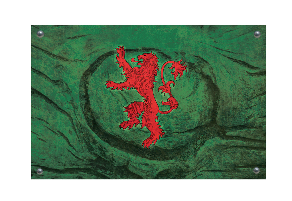 Kingdom of Narnia Flag Wall Decor