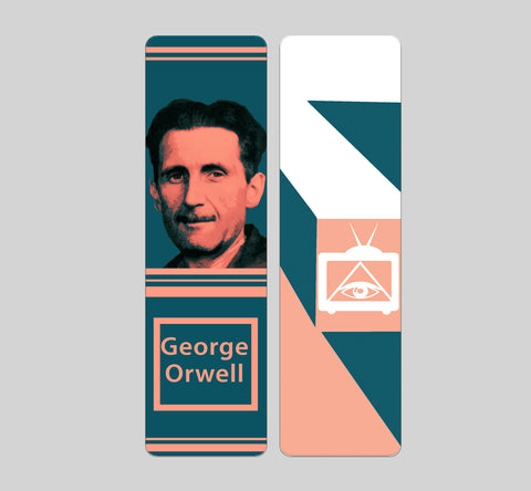 George Orwell  Bookmark