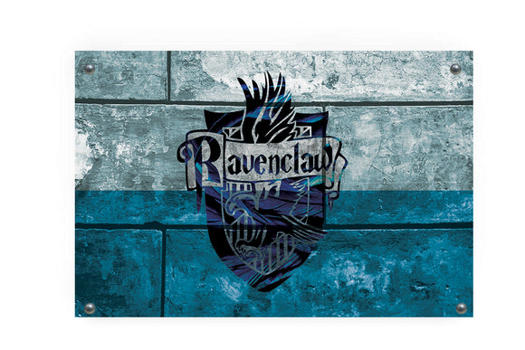 Ravenclaw House Flag Wall Decor