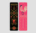 Rooster Chinese  Zodiac Bookmark