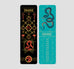 Snake Chinese  Zodiac Bookmark