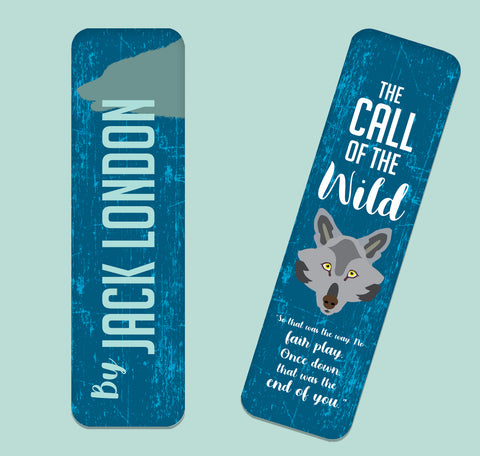 The Call of the Wild by Jack London Bookmark