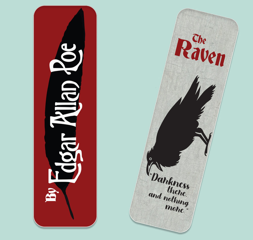 The Raven by Edgar Allan Poe Bookmark