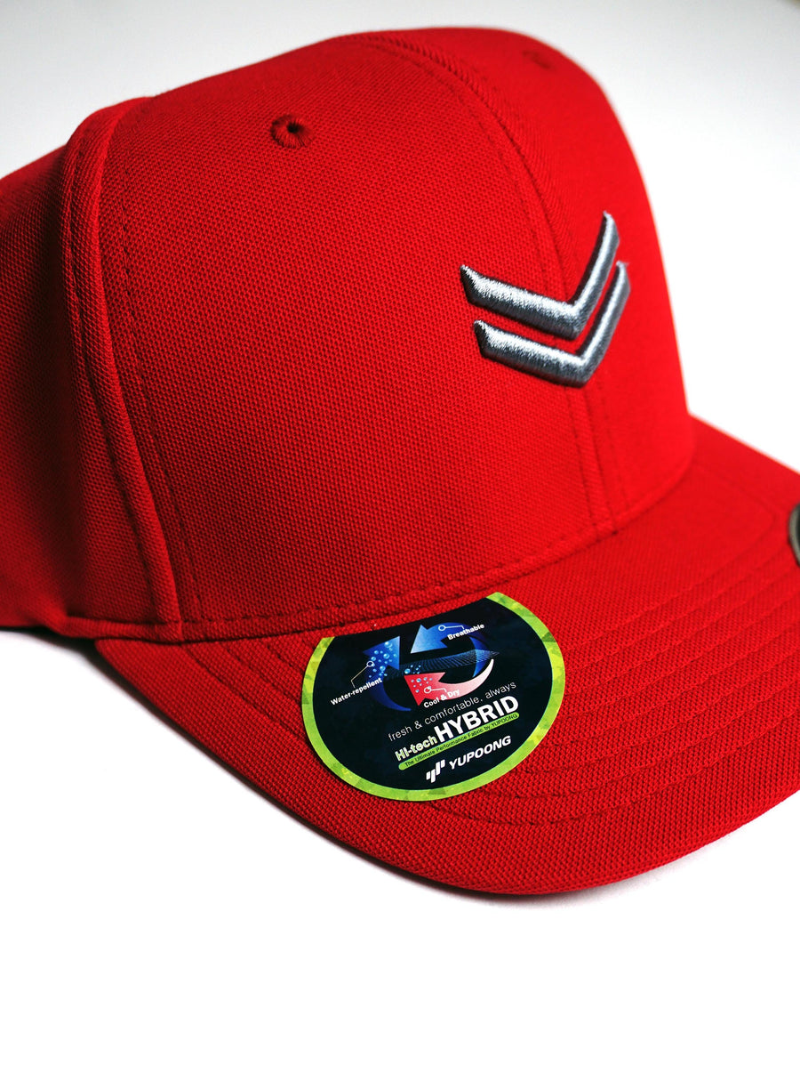 Dri-Fit Red Hybrid Cap