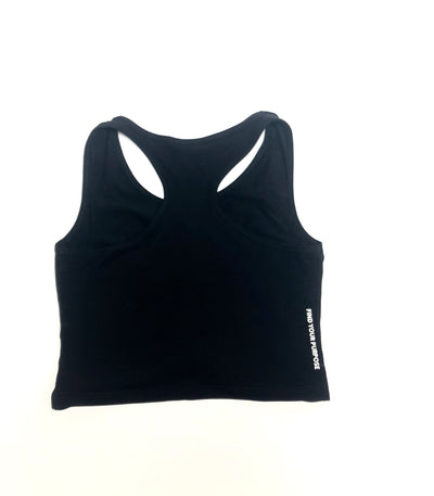 Athleisure Tie Up Tank