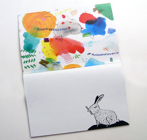 Animals A-Z coloring book