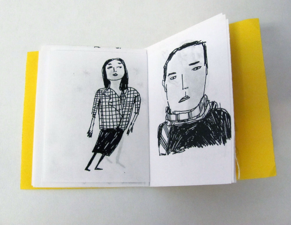 Stylish people/ Stylish Pets mini zines
