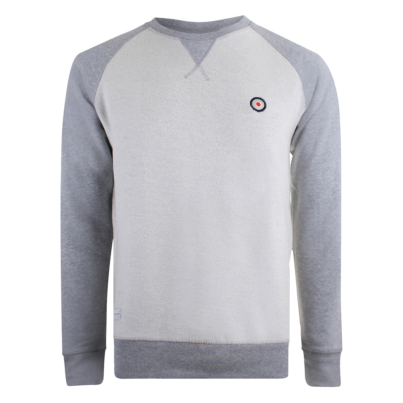 Target Crew Sweat - Heather Grey