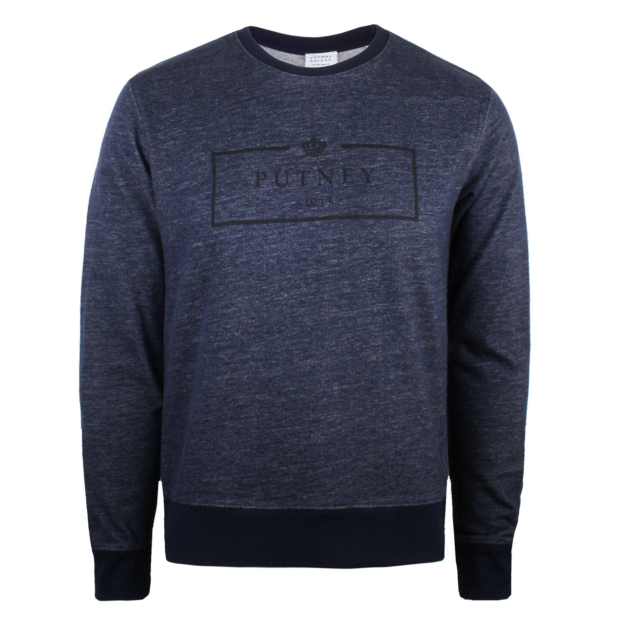 SW15 Boxed Sweatshirt - French Navy