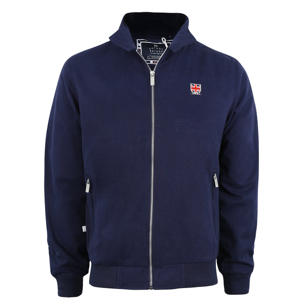 Oxford Harrington Jacket - Navy