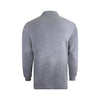 Target L/S Polo Shirt - Heather Grey