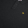 Crown Polo Shirt - Dark Heather Grey